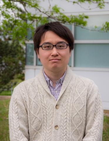 Welcome Visiting Scientist Itaru Ohira